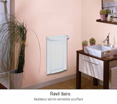 radiateur s che serviette campa ravil bains. Black Bedroom Furniture Sets. Home Design Ideas