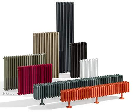 radiateur a inertie fluide caloporteur acova vuelta tmc couleurs. Black Bedroom Furniture Sets. Home Design Ideas