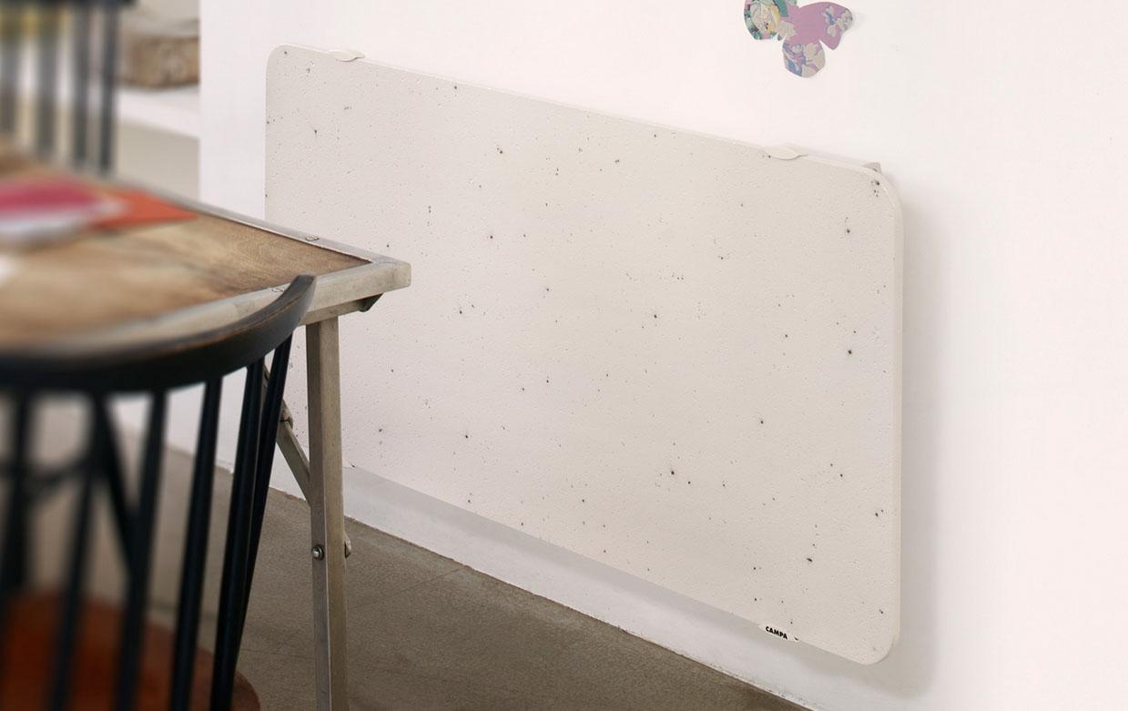 radiateur electrique etroit vertical fabulous suivant. Black Bedroom Furniture Sets. Home Design Ideas