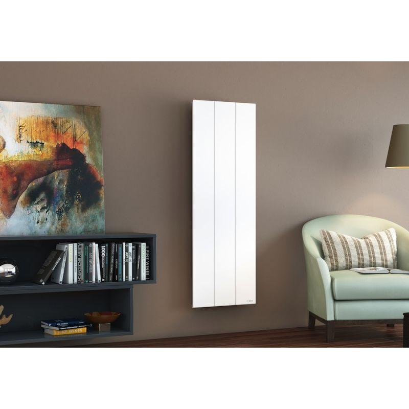 radiateur vertical 2000w cheap cool fabulous prix. Black Bedroom Furniture Sets. Home Design Ideas